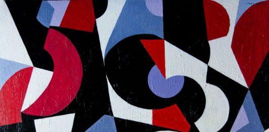 Davide Pesce – Dal ritratto all'astrazione geometrica