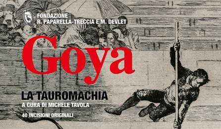Goya – La Tauromachia