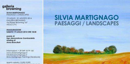 Silvia Martignago – Paesaggi
