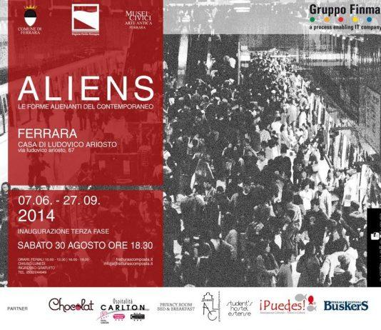 Aliens. Le  forme alienanti del contemporaneo
