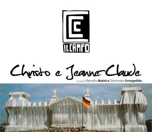 Christo e Jeanne Claude – Manifesti e fotografie dal centro culturale Il Campo