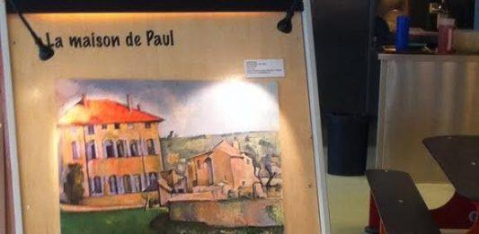Oh, Cézanne!