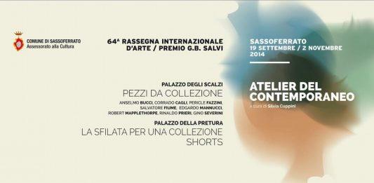 "64^ Rassegna Internazionale d'Arte. Premio ""G.B. Salvi"