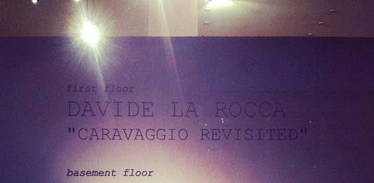 Davide La Rocca – Caravaggio Revisited / Livio Scarpella –  Baroque Encounter