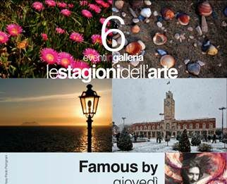 Famous by.   Le stagioni dell'arte