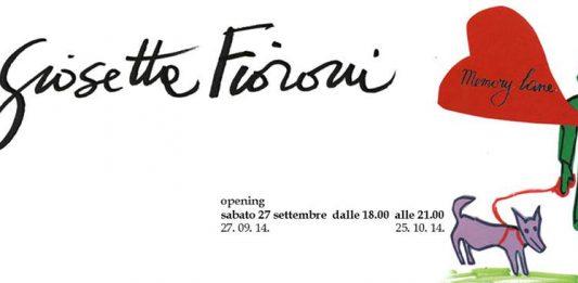 Giosetta Fioroni – Memory lane