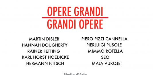 Opere Grandi / Grandi Opere