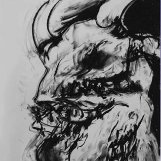 Paolo Dolzan – Il vecchio mulino e il pittore pazzo