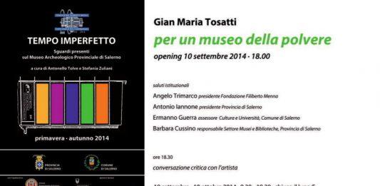 Tempo Imperfetto#4 – PER UN MUSEO DELLA POLVERE / Gian Maria Tosatti