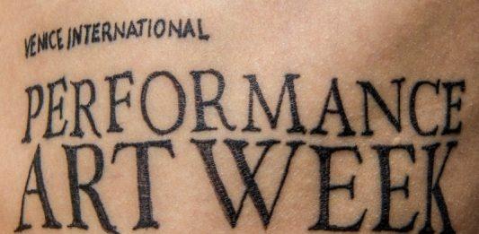Venice International Performance Art Week: Ritual Body-Political Body