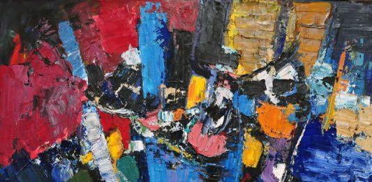 Carl Walter Liner – Sotto la superficie: colori ed emozioni.