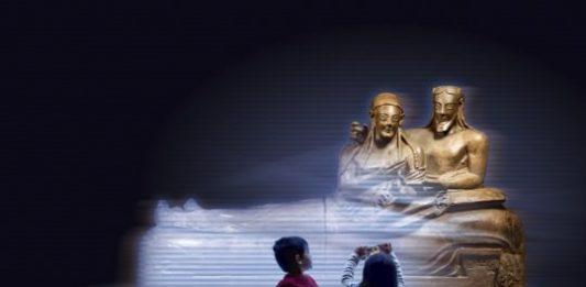 Il viaggio oltre la vita. Gli Etruschi e l'aldilà tra capolavori e realtà virtuale