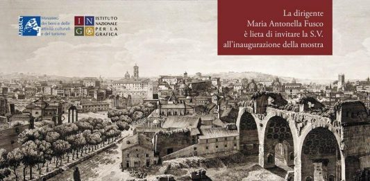 Luigi Rossini (1790 – 1857) incisore.  Il viaggio segreto