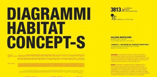 Studio 3813 Diagrammi + Habitat + Concept-s