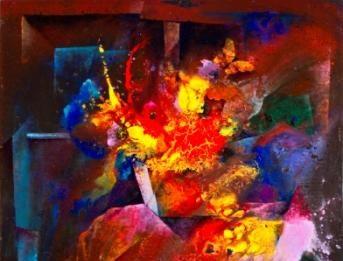Vittorio Angini – Istanti di un'estasi impalpabile