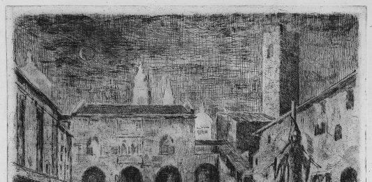 Alberto Vitali – L'opera incisa