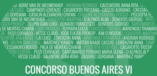 Con/corso Buenos Aires VI – I Trenta