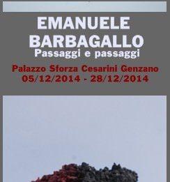 Emanuele Barbagallo – Passaggi e passaggi