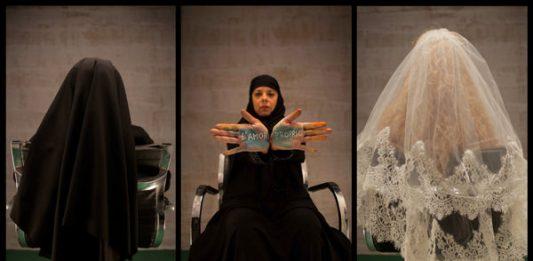 Francesca Montinaro – Veil of Freedom. Ritratto continuo mod. 3.375.020.000