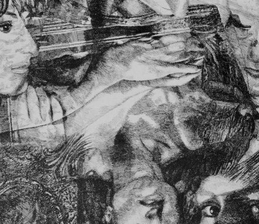 Intagli e morsure. Incisione italiana contemporanea