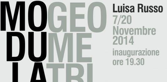 Luisa Russo – Modulazioni Geometriche