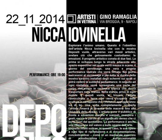 Nicca Iovinella  – Depositi n°10