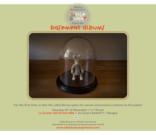 Nicola Boccaccini – LITTLE BUNNY – the basement albums