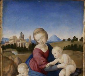 Raffaello –  La Madonna Esterházy