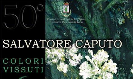 Salvatore Caputo – Colori vissuti – Dal 2010 a oggi: Fleurs