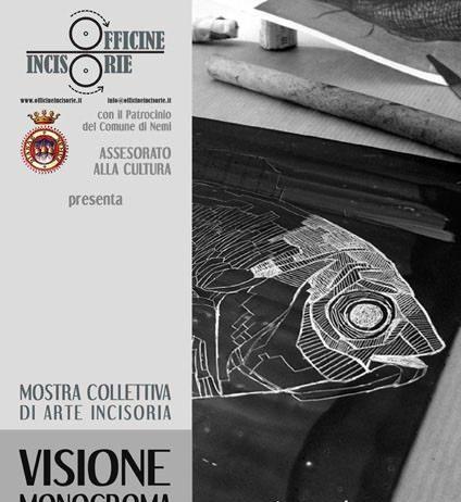 VISIONE MONOCROMA – Il fascino discreto del monocromatico