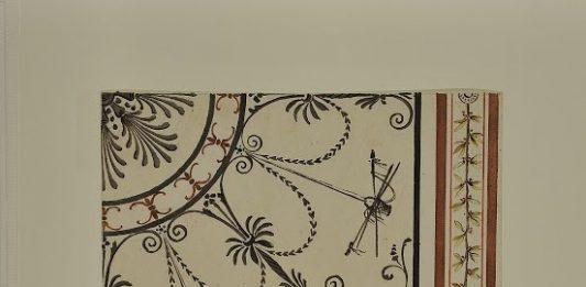I Valadier. L'album di disegni del Museo Napoleonico