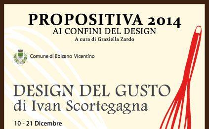 Ivan Scortegagna – Design del Gusto