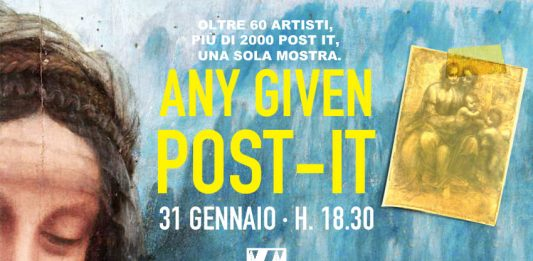Any Given Post-it