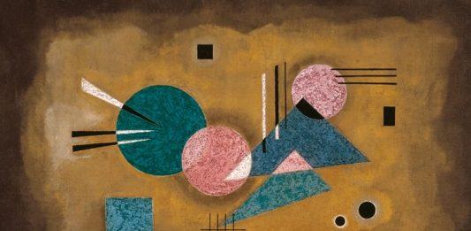 Astrattismo in Europa. Kandinsky, Popova, Majakovskij, Malevic