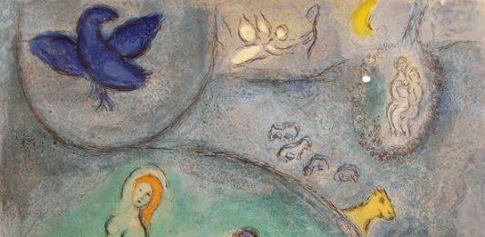 Chagall: l'arte è uno stato d'animo