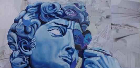 OLIO E CARTA le due passioni di Antonella Scaglione