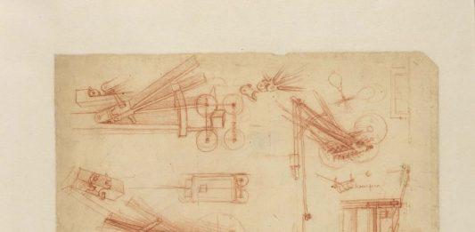 La mente di Leonardo. Disegni di Leonardo dal Codice Atlantico