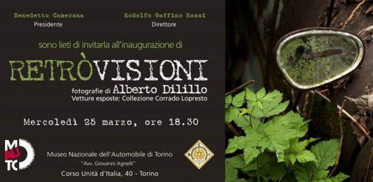 Alberto Dilillo – Retròvisioni