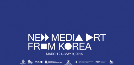 New Media Art from Korea