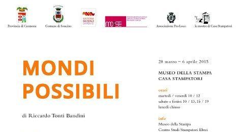 Riccardo Tonti Bandini – Mondi possibili