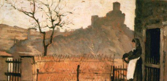Silvestro Lega, l'origine e la nostalgia