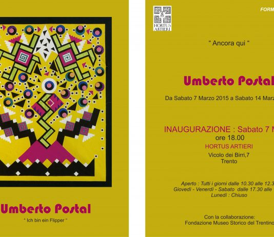 Umberto Postal – Ancora qui
