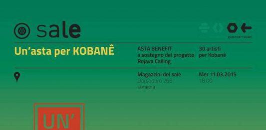 Un'asta per Kobanê