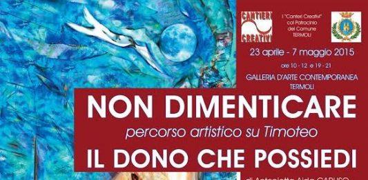 Antonietta Aida Caruso – Non dimenticare il dono che possiedi