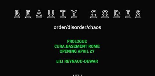 Beauty Codes (order/disorder/chaos) – Prologo: Lili Reynaud – Dewar