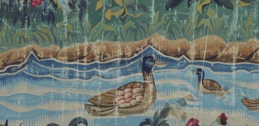 "Cartons de tapisserie ""I dipinti nascosti"""