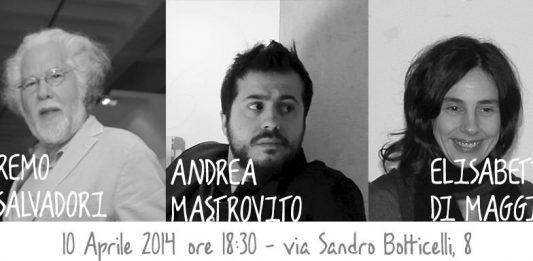Elisabetta Di Maggio / Andrea Mastrovito / Remo Salvadori