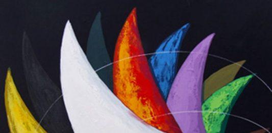Elvino Echeoni / Giusy D'Arrigo – Colore Forma Materia. Energie convergenti