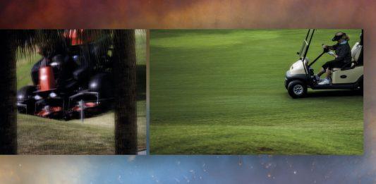Gianni Rusconi – Cartwork … figures in a tendend landscape