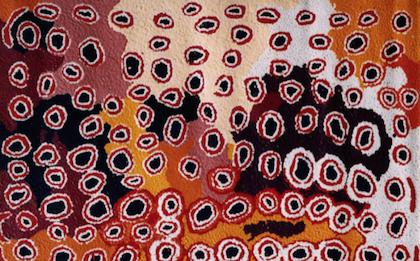 Australian Icons. Arte dall'Aboriginal Art Museum di Utrecht